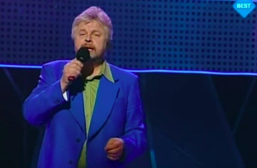Ivo Linna sinine pintsak on juba leitud! Riho Lehiste valmistab Eurovisiooni-kostüümide näitust