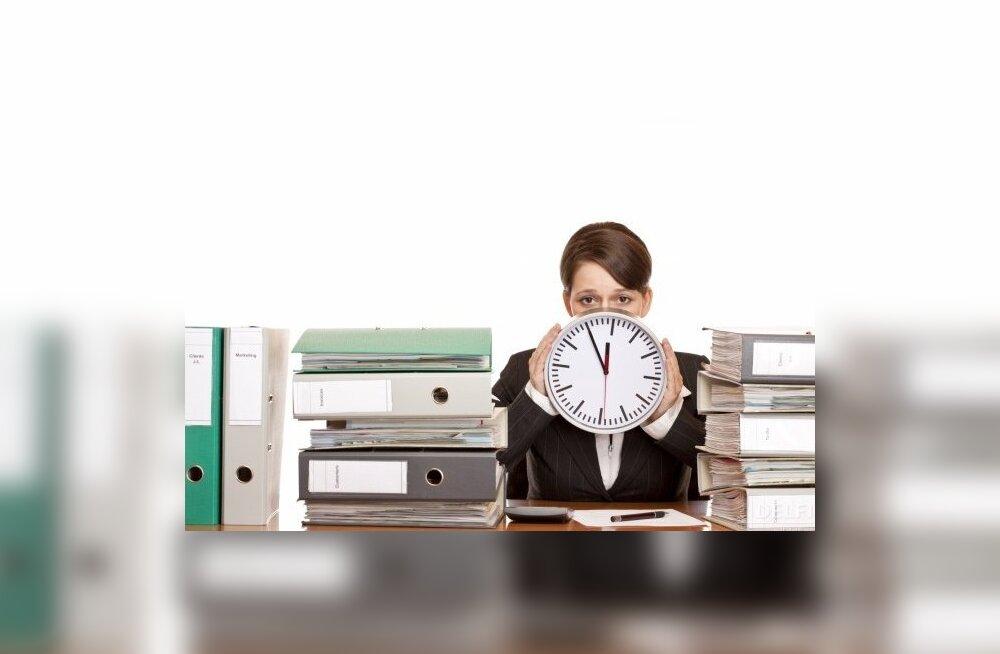 Pikkade tööpäevade ja infarkti vahel on seos