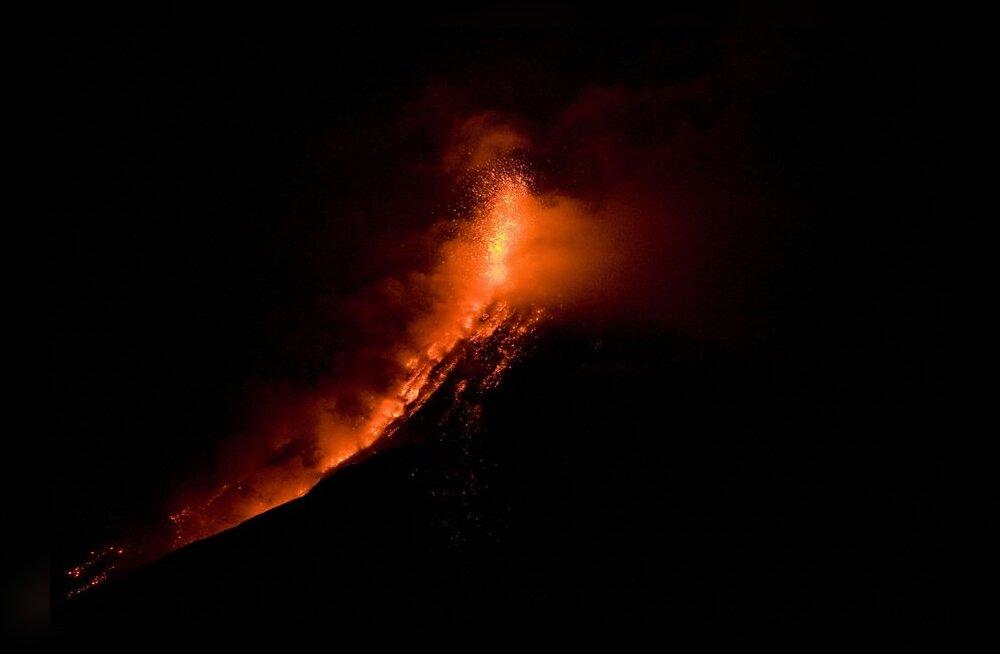 Kui kaua on jäänud supervulkaani purskeni, mis inimkonda tõsiselt ohustab?