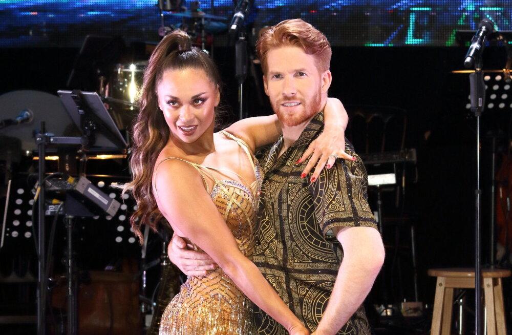 Briti tantsusaate täht: ema tahtis alati, et ma oleksin gei