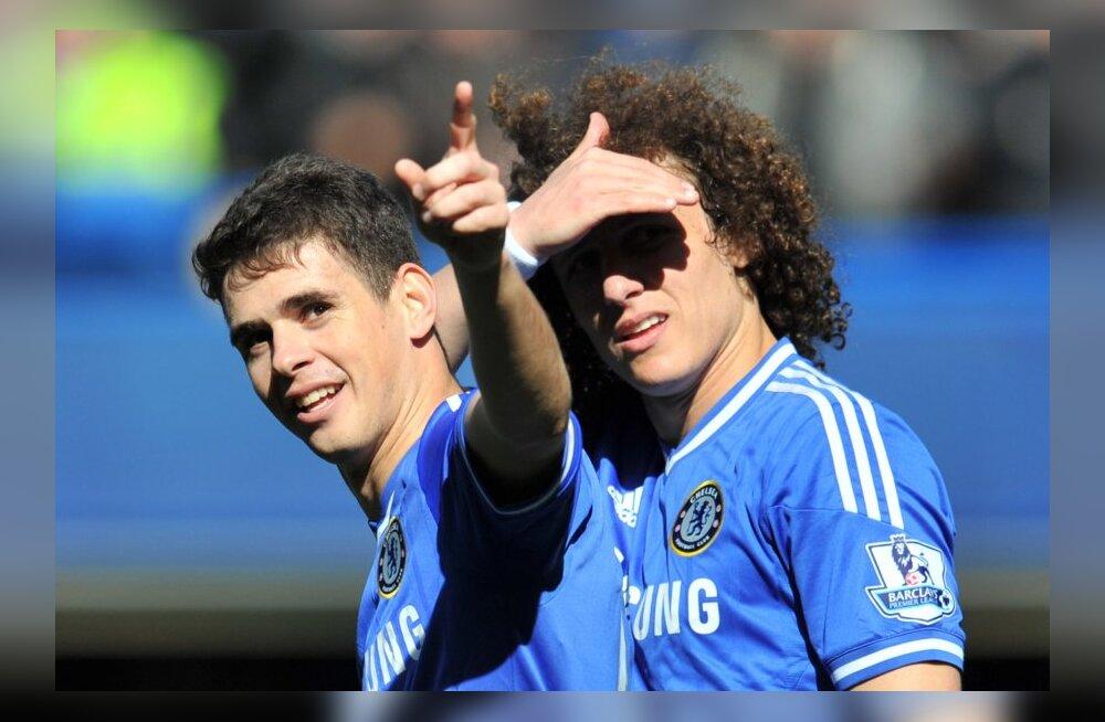 Oscar ja Luiz, Chelsea