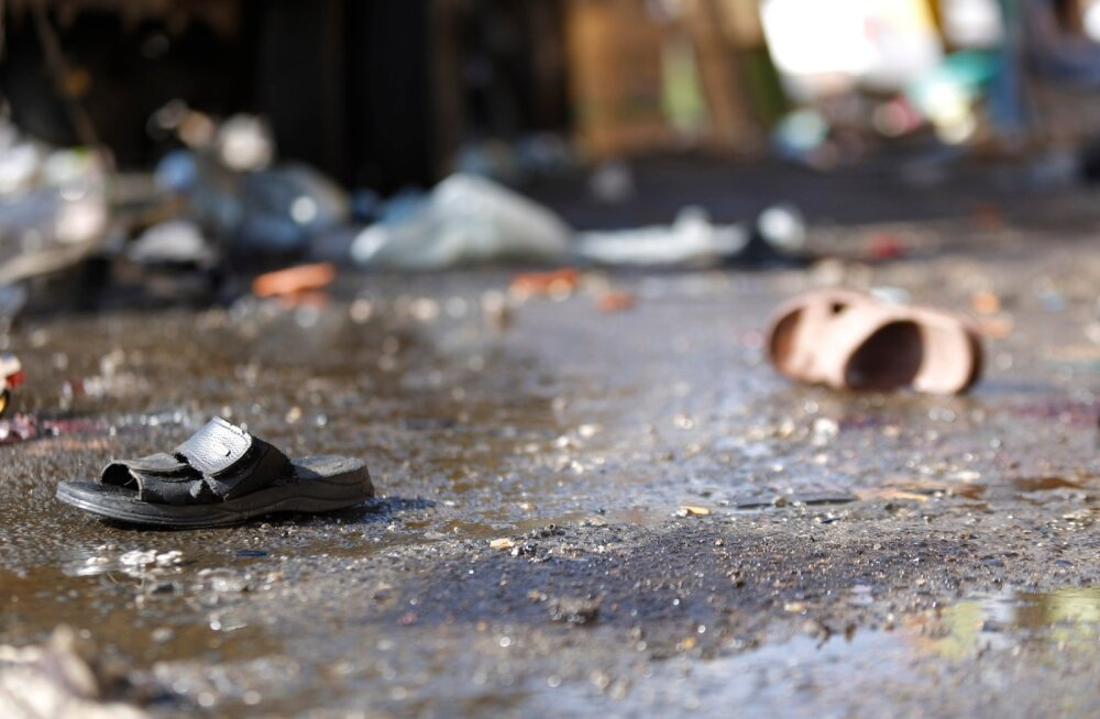 Jeemenis pommitati taas pulmapidu, hukkus vähemalt 30 inimest