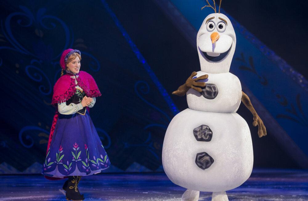 Anna, Elsa, Miki, Minni ja paljud teised kohe Tallinnas: põnevaid fakte suurejoonelisest jää<em>show</em>st!