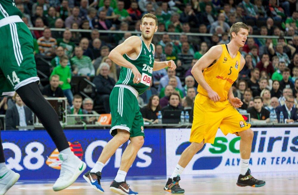 Siim-Sander Vene koduklubi Kaunase Žalgiris lõpetas täna Euroliiga hooaja. Vahegrupiturniiri viimases voorus anti Barcelonale koduväljakul kõva lahing, aga mäng lõppes siiski hispaanlaste võiduga 66:59.