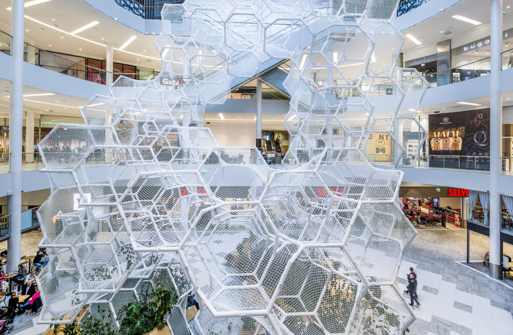 T1 Mall of Tallinn ждет всех маленьких друзей на свой день рождения