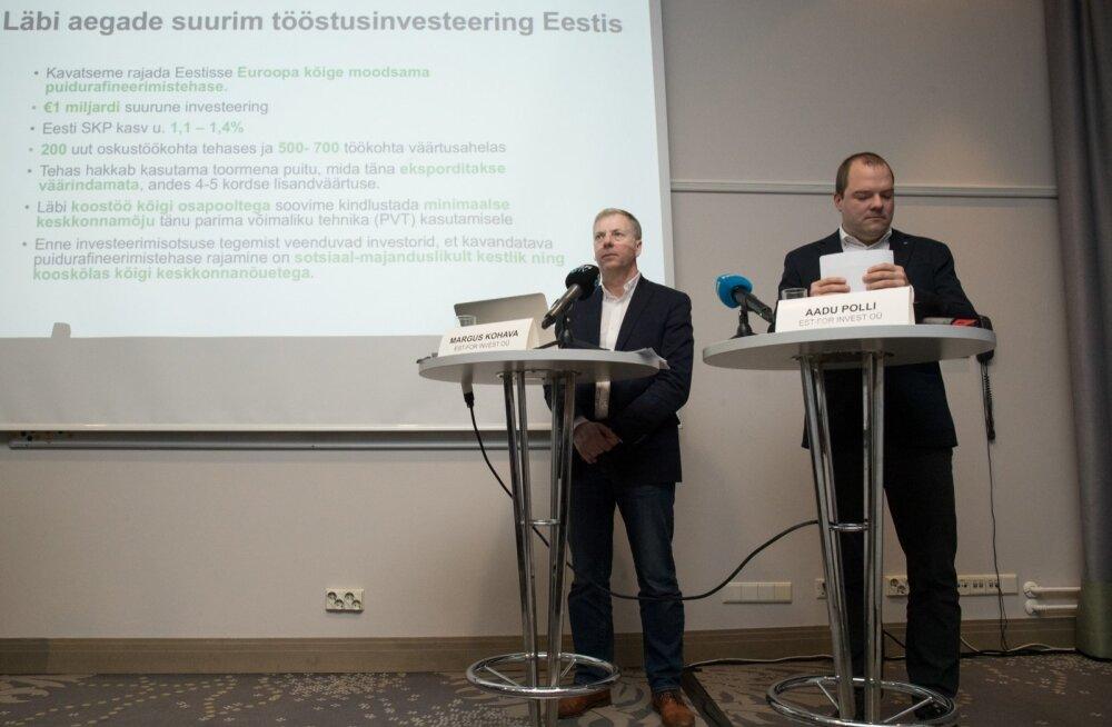 Juhtkiri: Est-Foril ei tohi lasta riiki ära osta
