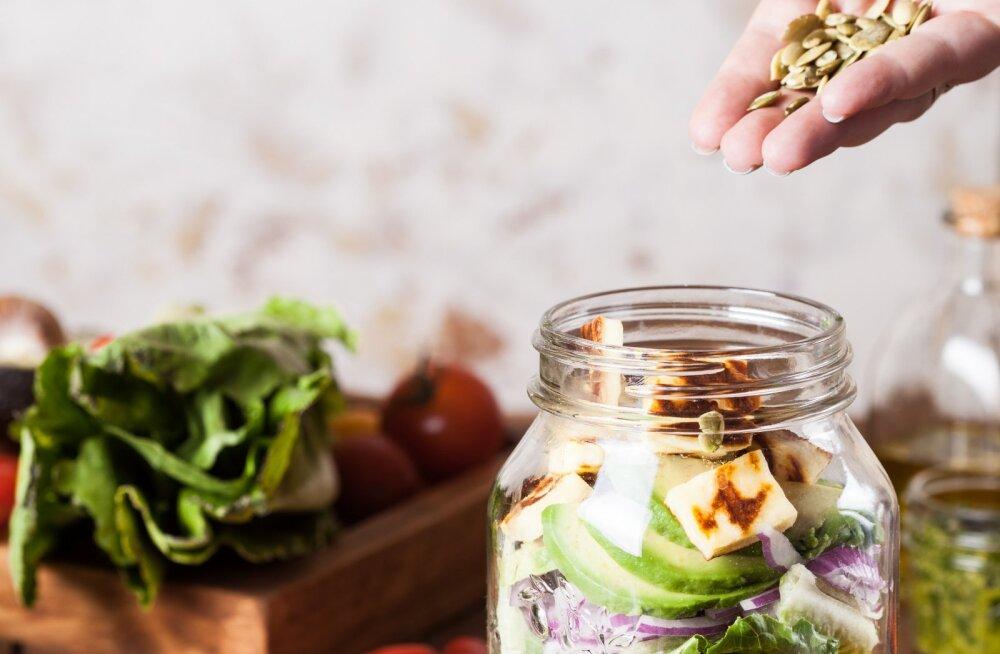 Kiudainetega olemine kergemaks: lisa oma menüüsse need toiduained, kui soovid kaalu kontrolli all hoida