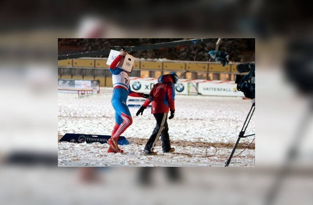 FOTOD: Maailmameister ja olümpiavõitja Tor-Arne Hetland jäi hooldemeeste võistlusel kaheksandaks!