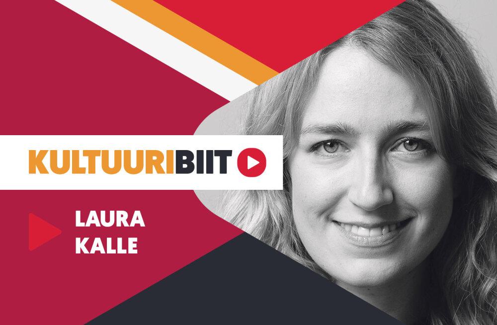 KULTUURIBIIT | Näitleja ja dramaturgi Laura Kalle playlist