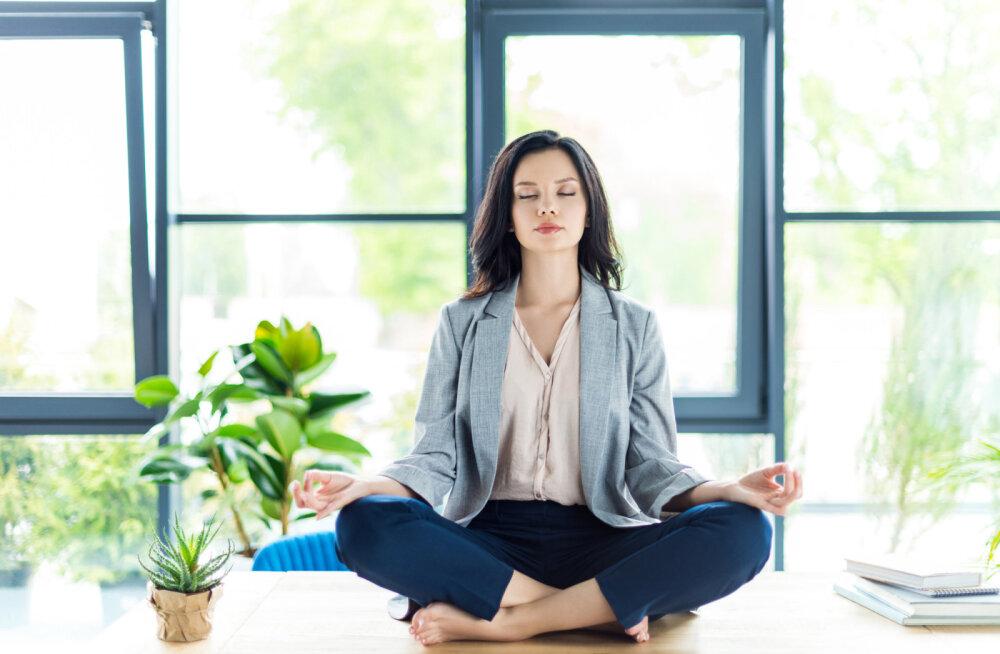 Miks kogub mindfulness meditatsioon läänemaailmas aina enam populaarsust?
