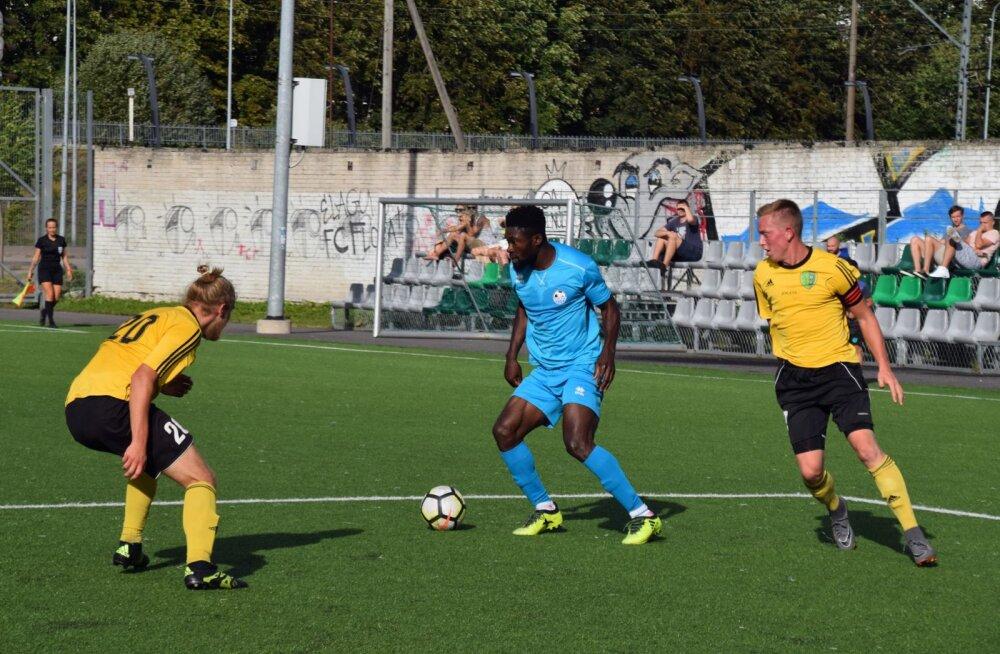 Малый Кубок Эстонии по футболу: известны полуфиналисты