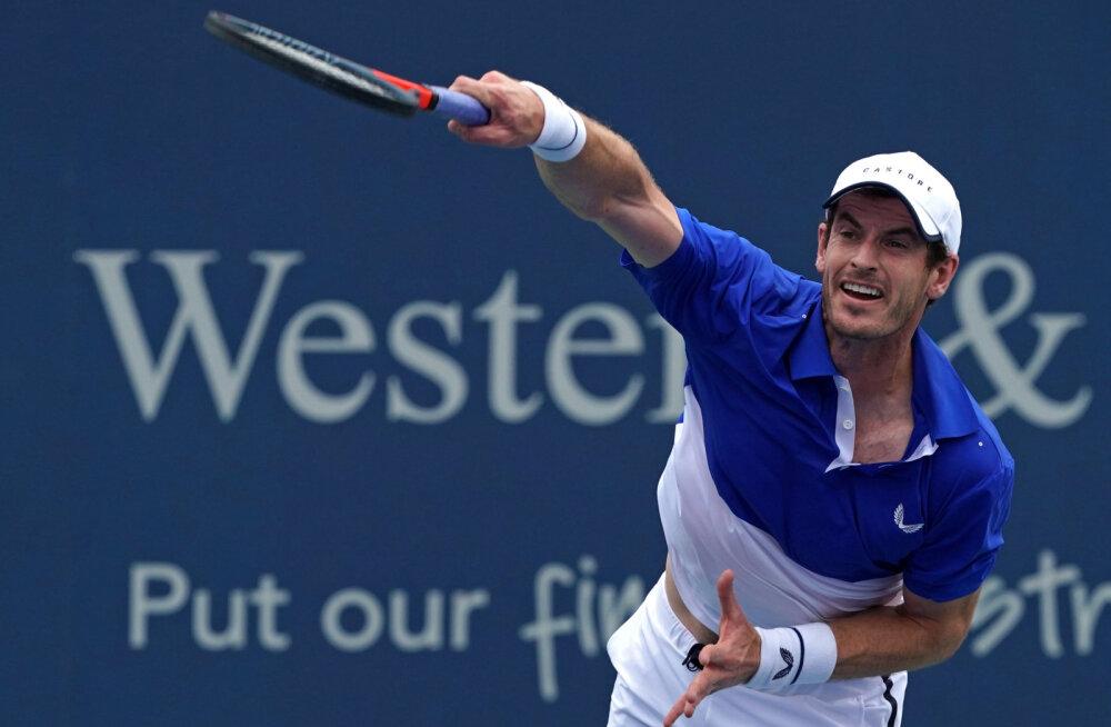 Andy Murray osaleb üle 14 aasta Challenger sarja turniiril