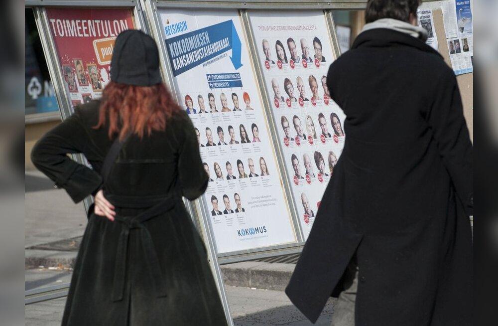 Soomes algavad parlamendivalimised