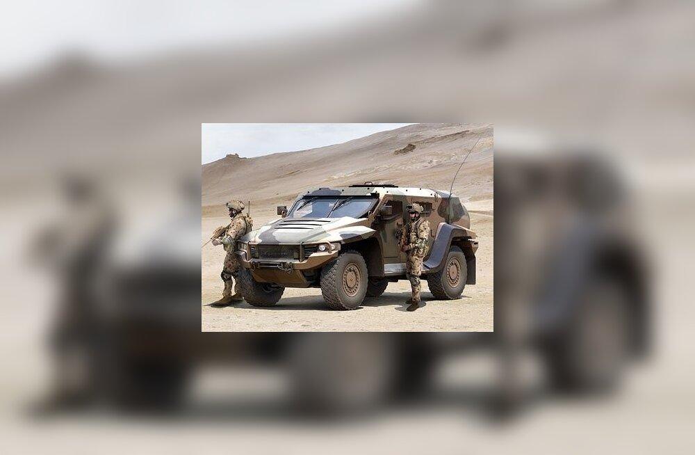 Thales Hawkei on Austraalias tegutsevate terroristide uus hirm