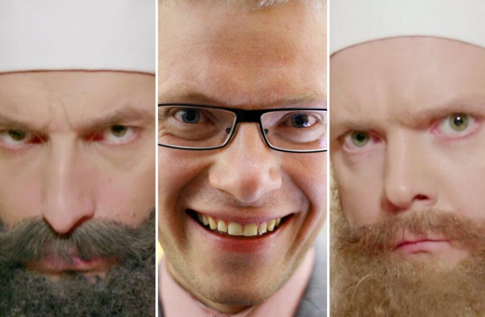 Märt Avandi, Janek Mäggi, Ott Sepp