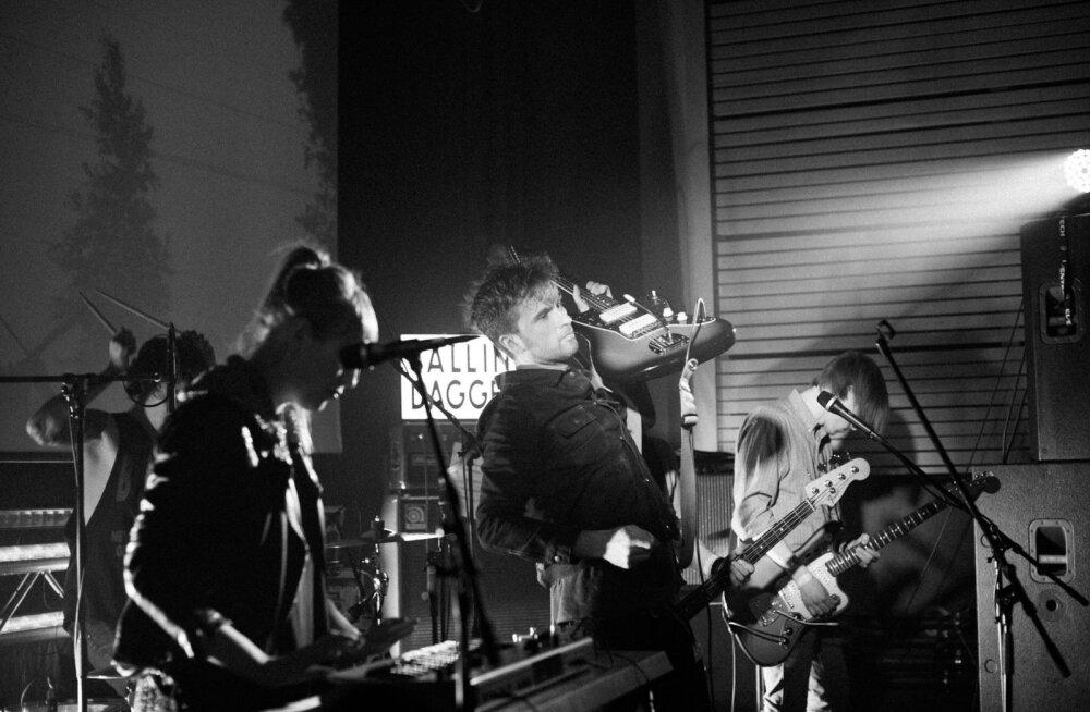 KUULA: Positivuse üheks oodatuimaks artistiks hääletatud Tallinn Daggers tähistab häid uudiseid uue singliga