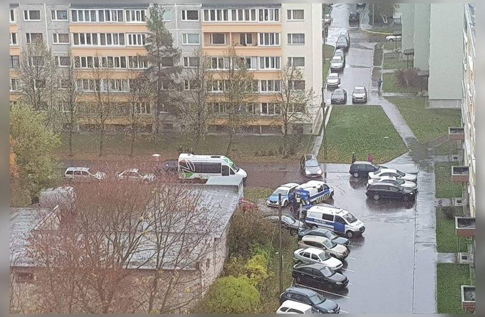 Tallinnas 28-aastast meest rünnanud mehed peeti kinni