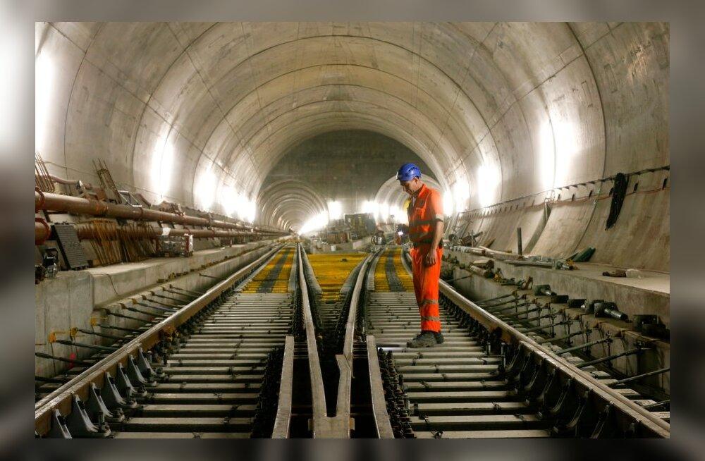 Kas ja millal hakatakse tunnelit rajama Tallinna ja Helsingi vahele?