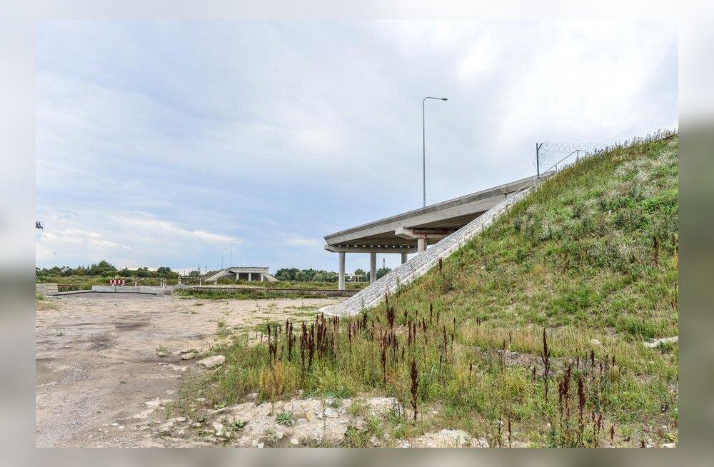 Maardu viadukt laguneb