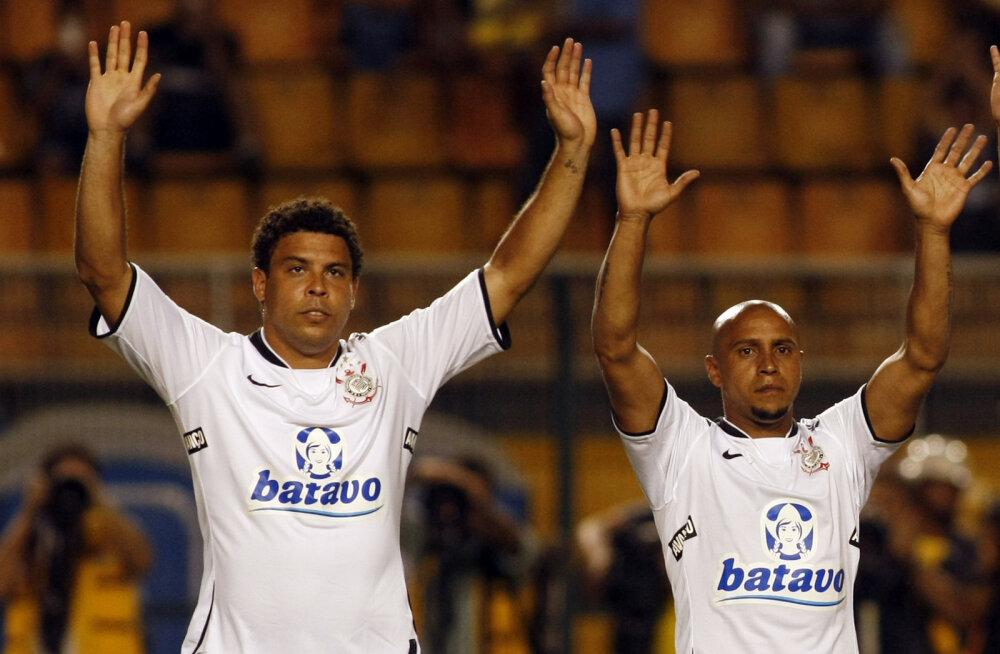Ronaldo ja Roberto Carlos