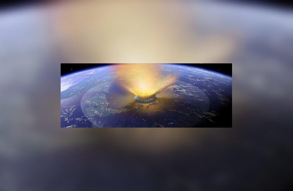 Venemaa peab salaplaani maailma päästmiseks asteroidi käest