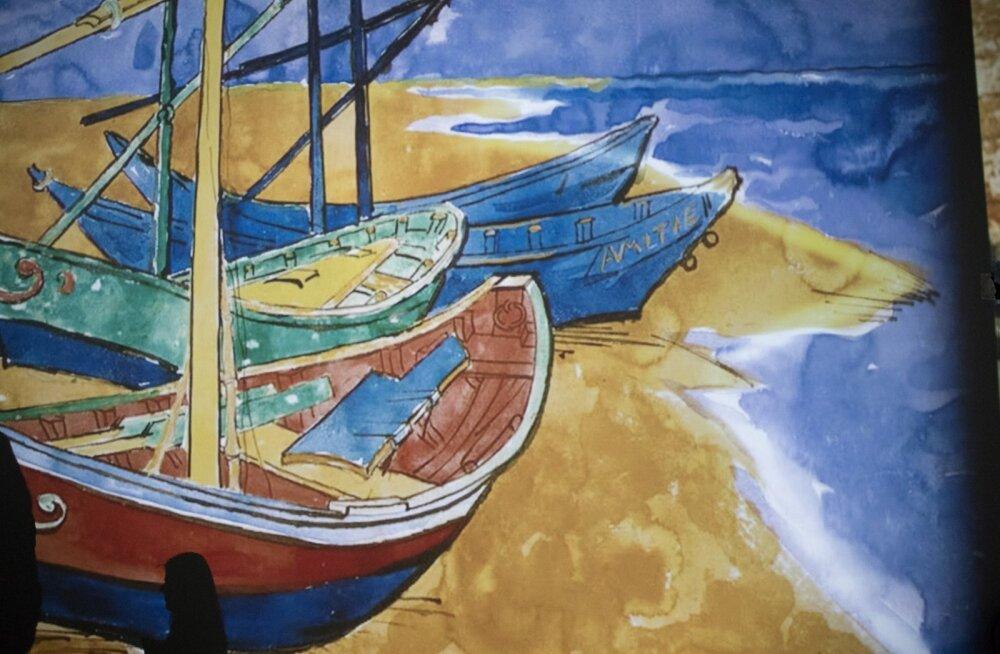 """Multimeedia kunstinäitus """"Monest Klimtini – Kunst ja Liikumine"""""""