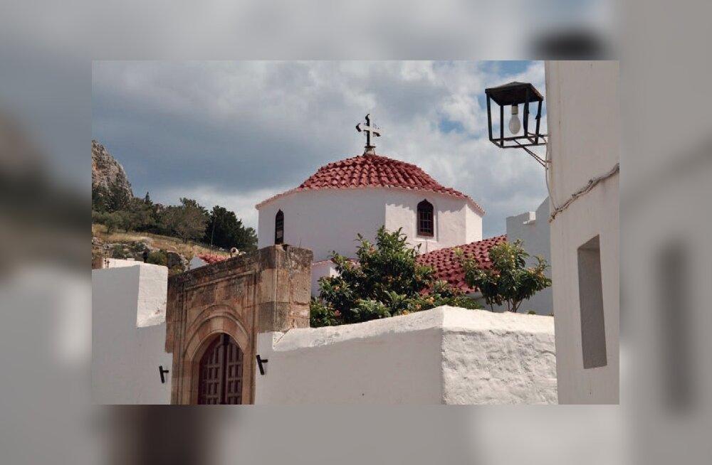 Rhodos - Kreeka algajaile