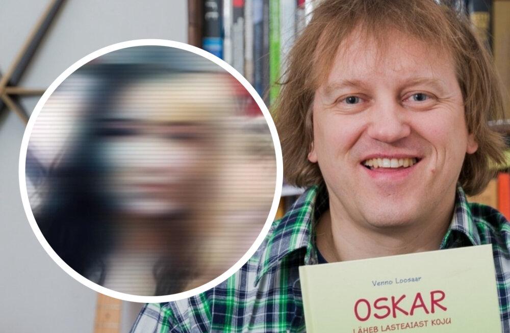 Katrin Lusti telesaates kõneles anonüümne naisterahvas, kes väitis, et vahetas lapseealisena Venno Loosaarega kohatuid kirju. Näitleja eitab kõike