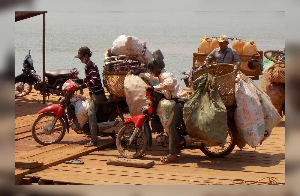 Reisikiri Kambodžast, 18. osa: külas Kambodža vähemustel, kes tegelikult on enamuses