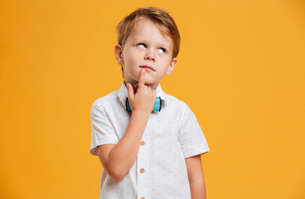 LAPSESUU EI VALETA | 6aastane poeg: emme, ma vaatan sind ja täiesti imelik...