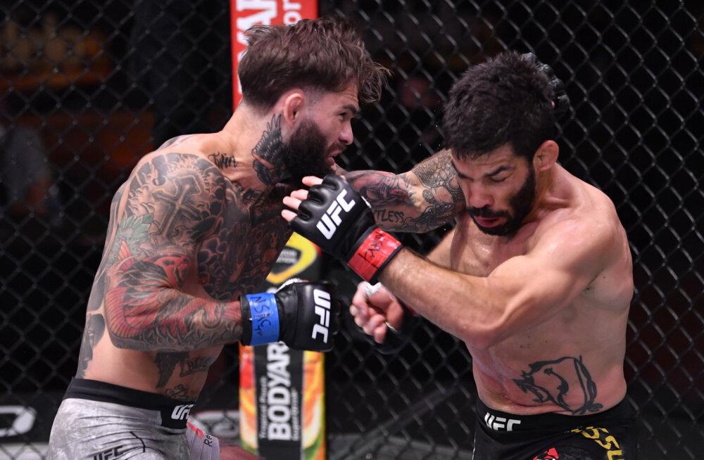 ВИДЕО: Лучшие нокауты бойцов UFC и Bellator в 2020 году