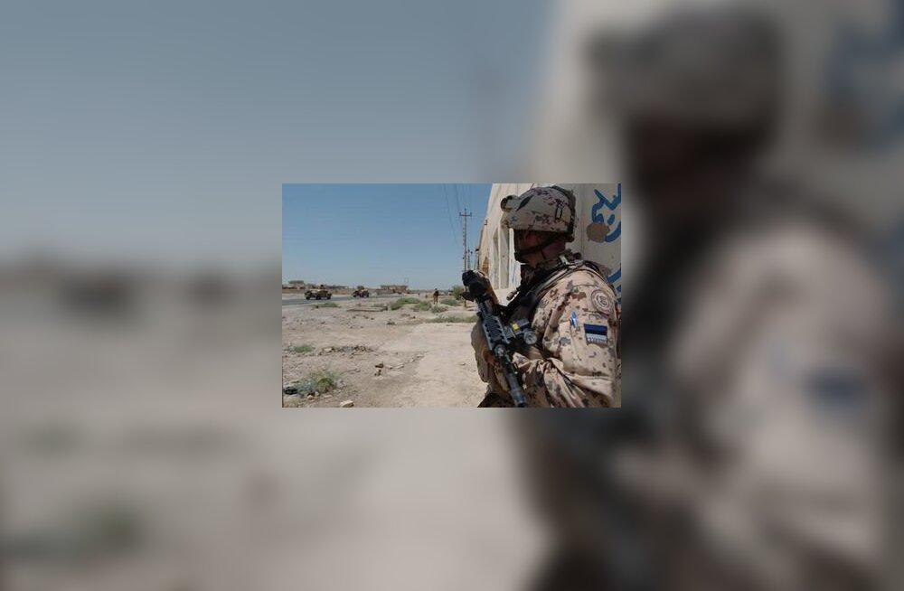 Kaitsevägi Iraagis, Iraak