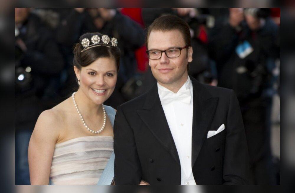 Rootsi kroonprintsess Victorial sündis öösel tütar