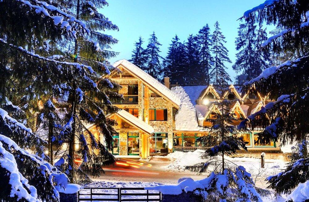 TOP 3 Madal-Tatrate parimat hotelli, kus veeta järgmine suusapuhkus!