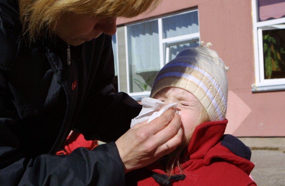 Kuidas lapsel adenoidi ära tunda?
