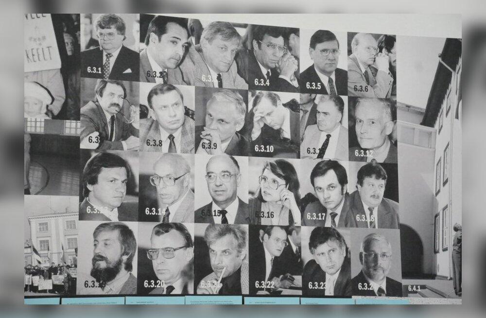 Edgar Savisaare ja Heinz Valgu osalusel moodustati Rahvarinde Selts