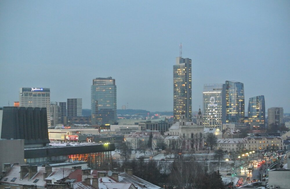 Merko ehitab Vilniusesse kuulsale hotelliketile uue hoone