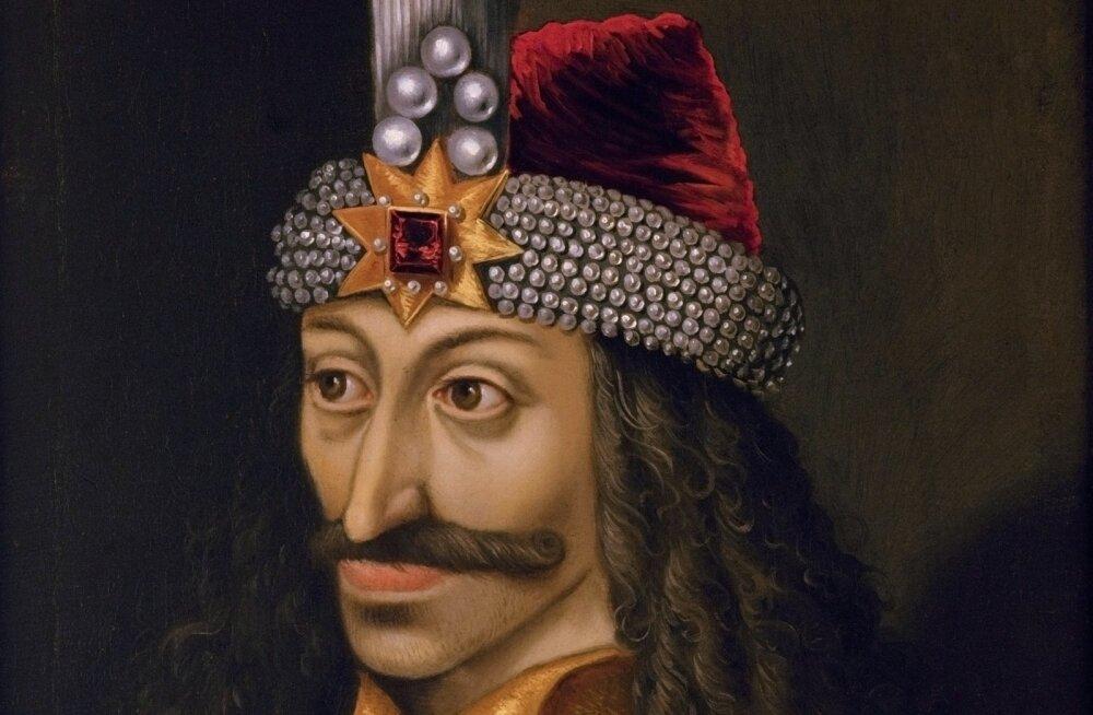 """Sõjakoledused 15. sajandi moodi: kuidas vürst Dracula """"laipadest mets"""" peatas võõrväe pealetungi Vallahhiasse"""