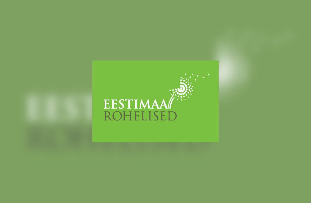 Täna asutati Erakond Eestimaa Rohelised
