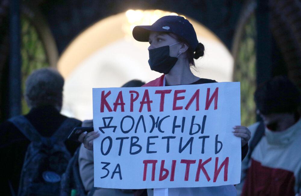 Евросоюз осудил эскалацию насилия в Беларуси
