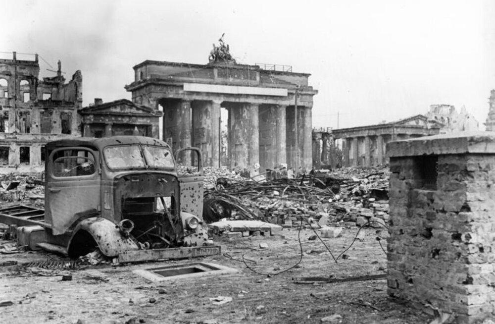 Teise maailmasõja lõppvaatus: Berliin kohtupäeva ootel