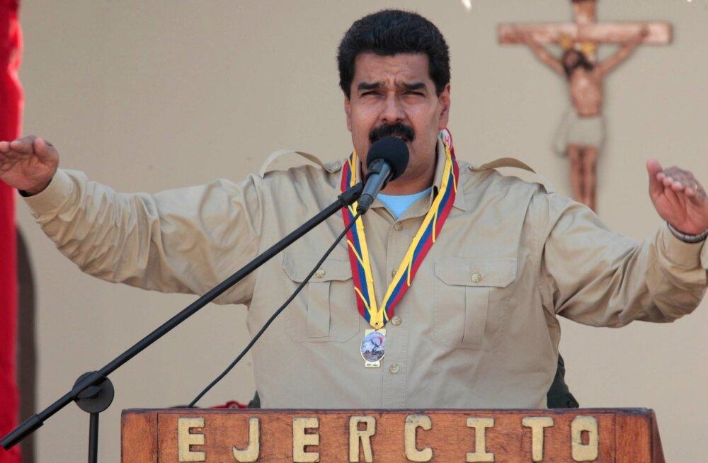 VENEZUELA-USA/