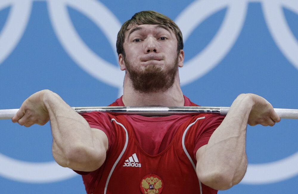Tõstmise EM lükatakse edasi, et ka dopingukeelu all olevad venelased seal osaleda saaksid?