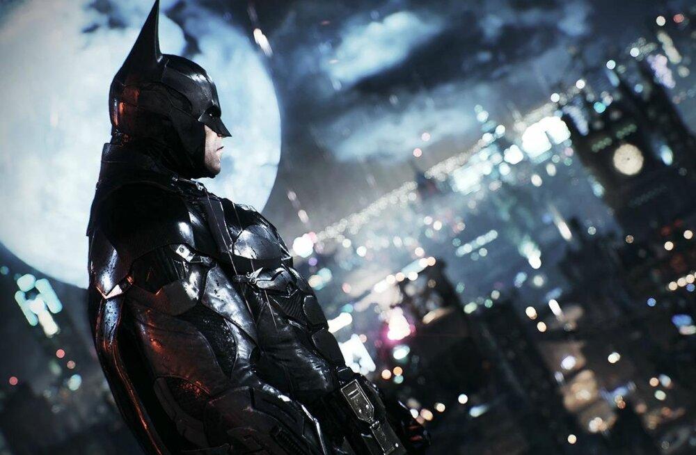 Batmani tiib ei käi hästi: Arkham Knighti PC-mängu saab aasta lõpuni rahaks tagasi vahetada