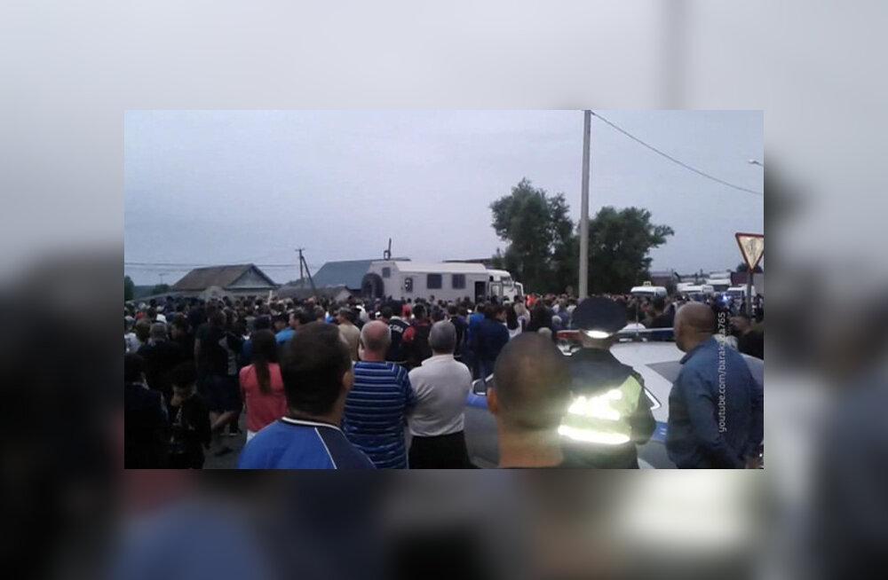 В Пензенской области состоялась массовая драка между жителями села и группой цыган. Есть погибший