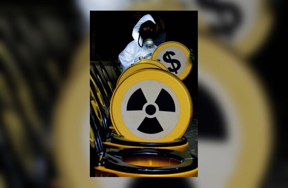 aatom, tuumaenergia, sümbol, tuuma, radioaktiivne