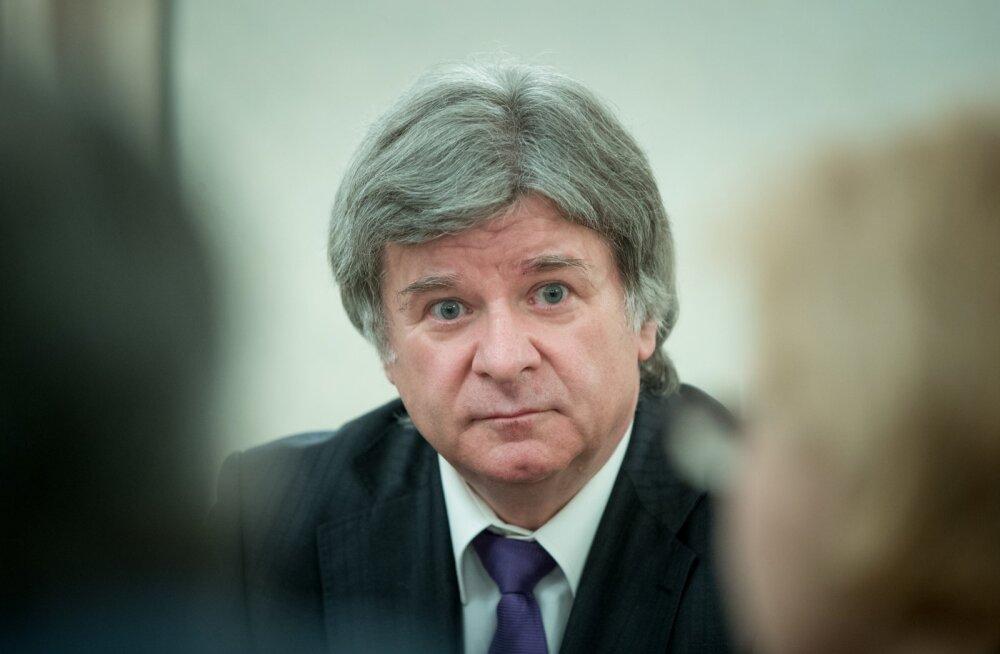 Venemaa suursaadiku pressikonverents