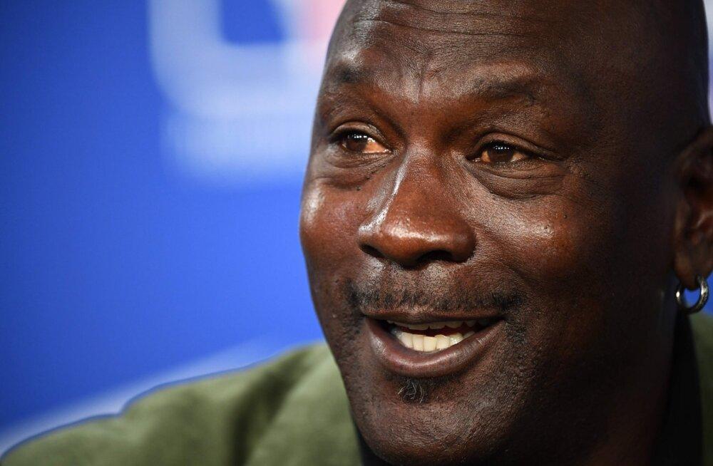 Müsteerium: miks on Michael Jordani silmad nii kollased?