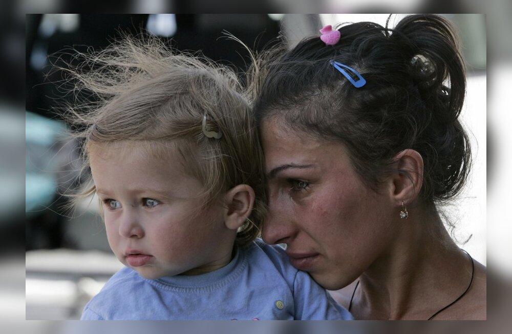 Lugeja: tütre otsingutel läheb ema vajadusel läbi tule, vee ja üle laipadegi