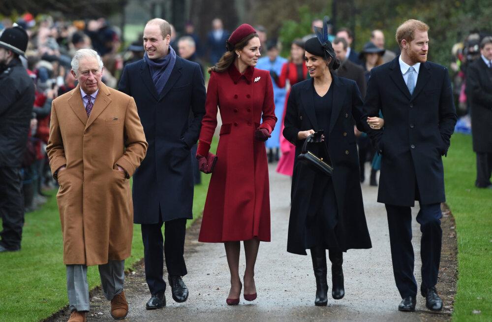 Järgmise tüli põhjus? Kate Middleton ja prints William tegid kõik, et pääseda Meghan Markle'it ja prints Harryt tabanud fännide pahameelest